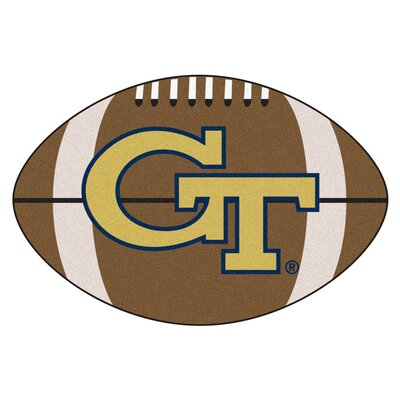 NCAA Georgia Tech Football Doormat