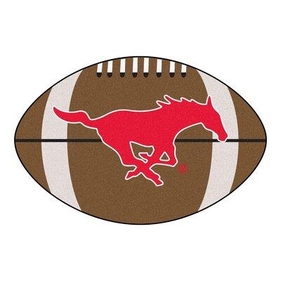NCAA Southern Methodist University Football Mat