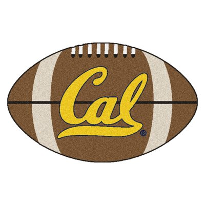 NCAA University of California - Berkeley Football Mat