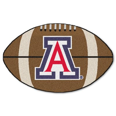 NCAA University of Arizona Football Doormat