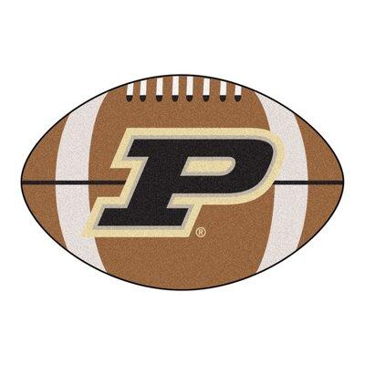 NCAA Purdue University Football Mat