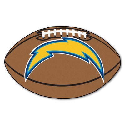 NFL - San Diego Chargers Football Mat