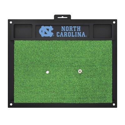 NCAA University of North Carolina - Chapel Hill Golf Hitting Mat