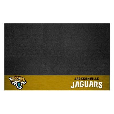 NFL - Jacksonville Jaguars Grill Mat
