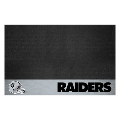 NFL - Oakland Raiders Grill Mat