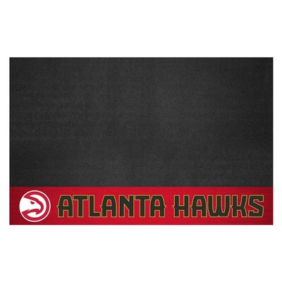 NBA Utility Mat NBA Team: Atlanta Hawks