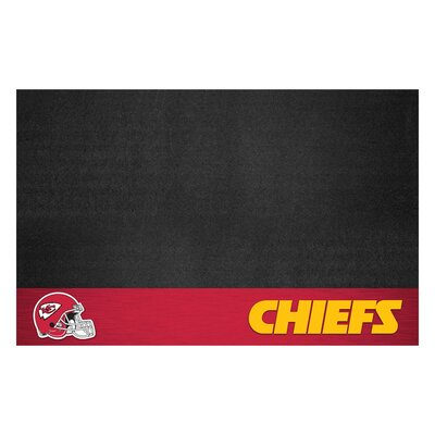 NFL - Kansas City Chiefs Grill Mat
