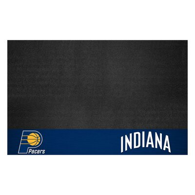NBA Grill Utility Mat NBA Team: Indiana Pacers