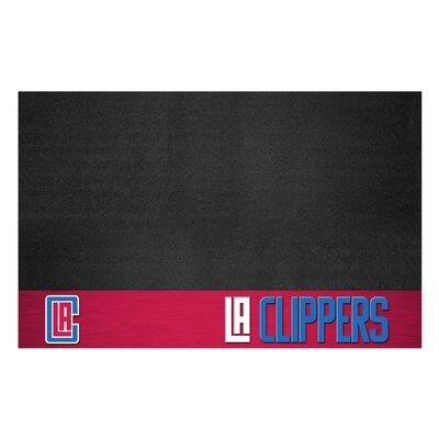 NBA Utility Mat NBA Team: Los Angeles Clippers