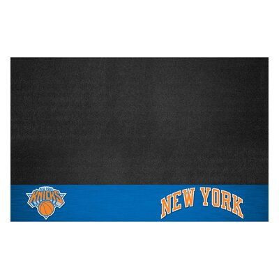 NBA Grill Utility Mat NBA Team: New York Knicks