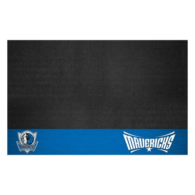 NBA Grill Utility Mat NBA Team: Dallas Mavericks