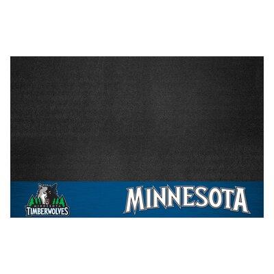 NBA Grill Utility Mat NBA Team: Minnesota Timberwolves