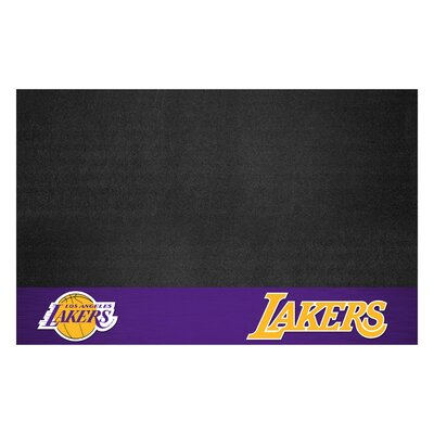 NBA Grill Utility Mat NBA Team: Los Angeles Lakers
