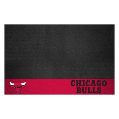 NBA Grill Utility Mat NBA Team: Chicago Bulls