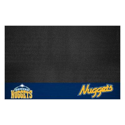 NBA Utility Mat NBA Team: Denver Nuggets