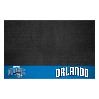 NBA Grill Utility Mat NBA Team: Orlando Magic