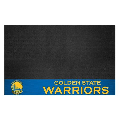 NBA Grill Utility Mat NBA Team: Golden State Warriors