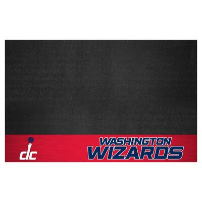 NBA Grill Utility Mat NBA Team: Washington Wizards