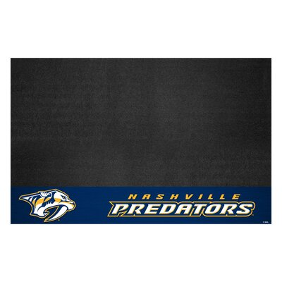 NHL Grill Utility Mat NHL Team: Nashville Predators