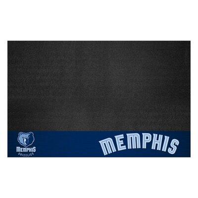 NBA Grill Utility Mat NBA Team: Memphis Grizzlies