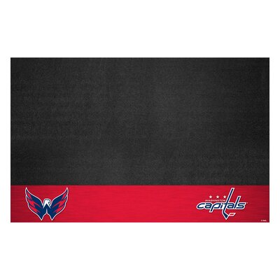 NHL Grill Utility Mat NHL Team: Washington Capitals