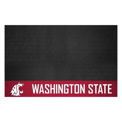 NCAA Grill Utility Mat NCAA Team: Washington State