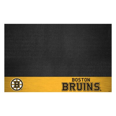 NHL Grill Utility Mat NHL Team: Boston Bruins