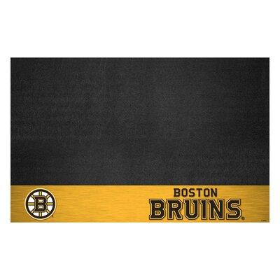 NHL - Grill Utility Mat NHL Team: Boston Bruins