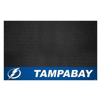 NHL Grill Utility Mat NHL Team: Tampa Bay Lightning