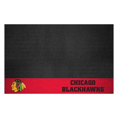 NHL - Winnipeg Jets Grill Mat NHL Team: Chicago Blackhawks