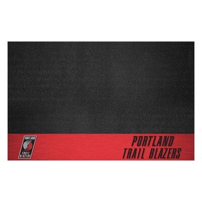 NBA Grill Utility Mat NBA Team: Portland Trail Blazers