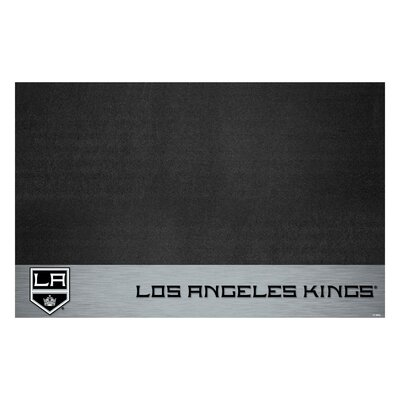 NHL - Grill Utility Mat NHL Team: Los Angeles Kings