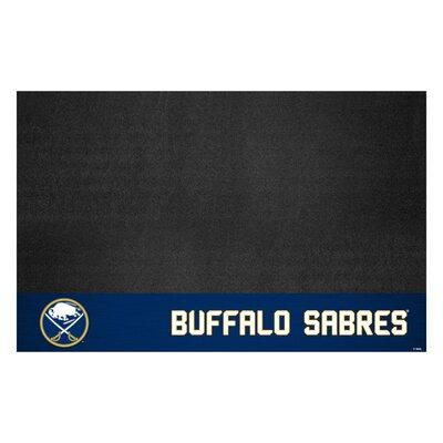 NHL Grill Utility Mat NHL Team: Buffalo Sabres