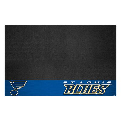 NHL Grill Utility Mat NHL Team: St. Louis Blues