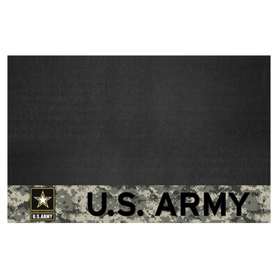 US Armed Forces Utility Mat Military Branch: Army
