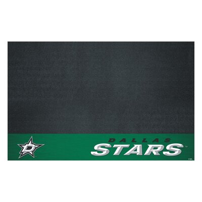NHL Grill Utility Mat NHL Team: Dallas Stars