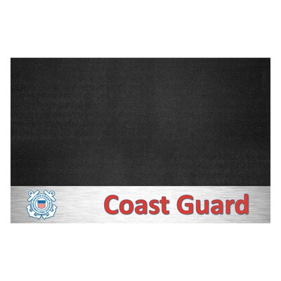 US Armed Forces Utility Mat Military Branch: Coast Guard