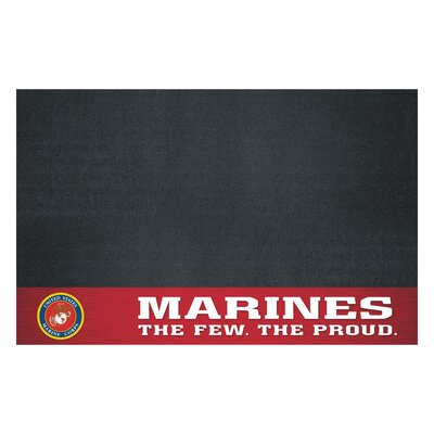 US Armed Forces Utility Mat Military Branch: Marines