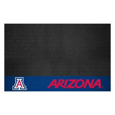 NCAA Grill Utility Mat NCAA Team: Texas Tech University