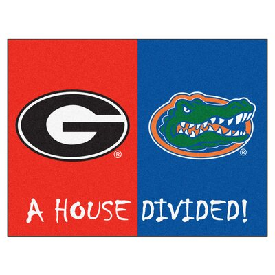 NCAA Mat NCAA Team: Georgia / Florida