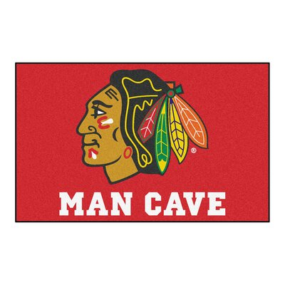 NHL - Chicago Blackhawks Man Cave UltiMat