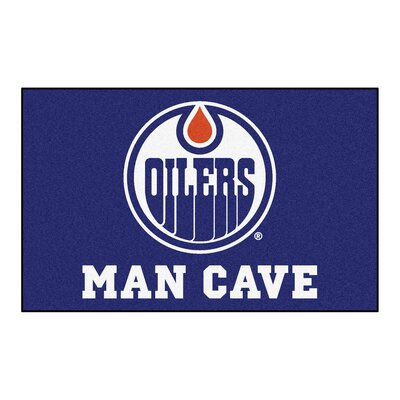 NHL - Edmonton Oilers Man Cave UltiMat 14431