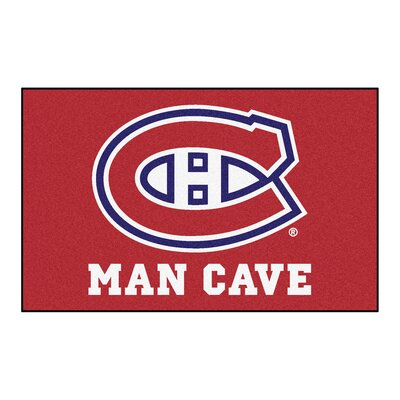 NHL - Montreal Canadiens Man Cave UltiMat