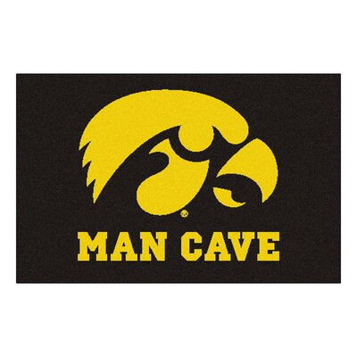 NCAA University of Iowa Man Cave Starter