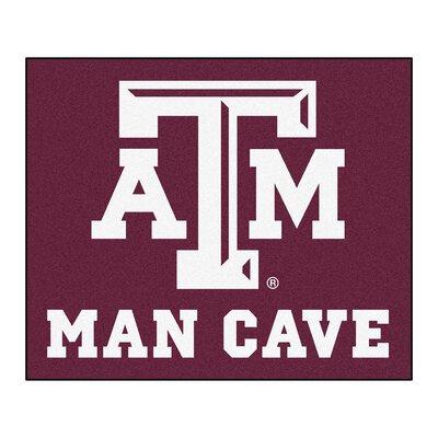 NCAA Texas A&M University Man Cave Indoor/Outdoor Area Rug