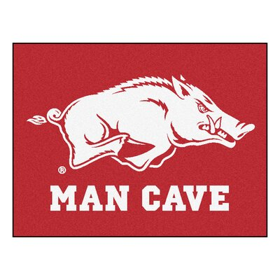 NCAA Man Cave All-Star NCAA Team: University of Arkansas