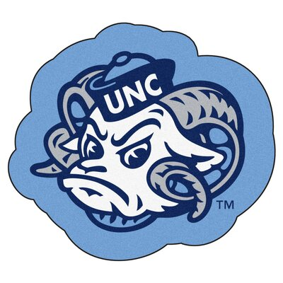 NCAA University of North Carolina - Chapel Hill Mascot Mat