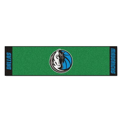 NBA - Dallas Mavericks Putting Green Doormat