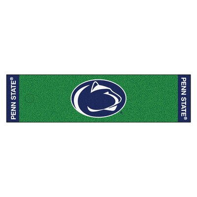 NCAA Penn State Putting Green Doormat