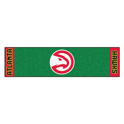 NBA - Atlanta Hawks Putting Green Mat